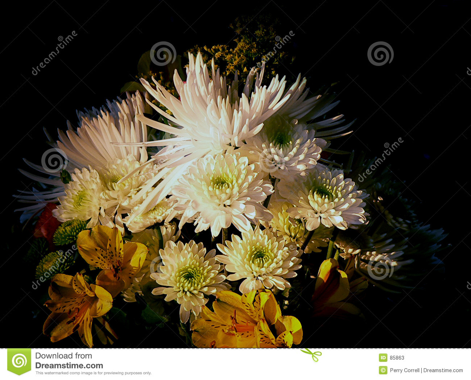 Après-midi floral