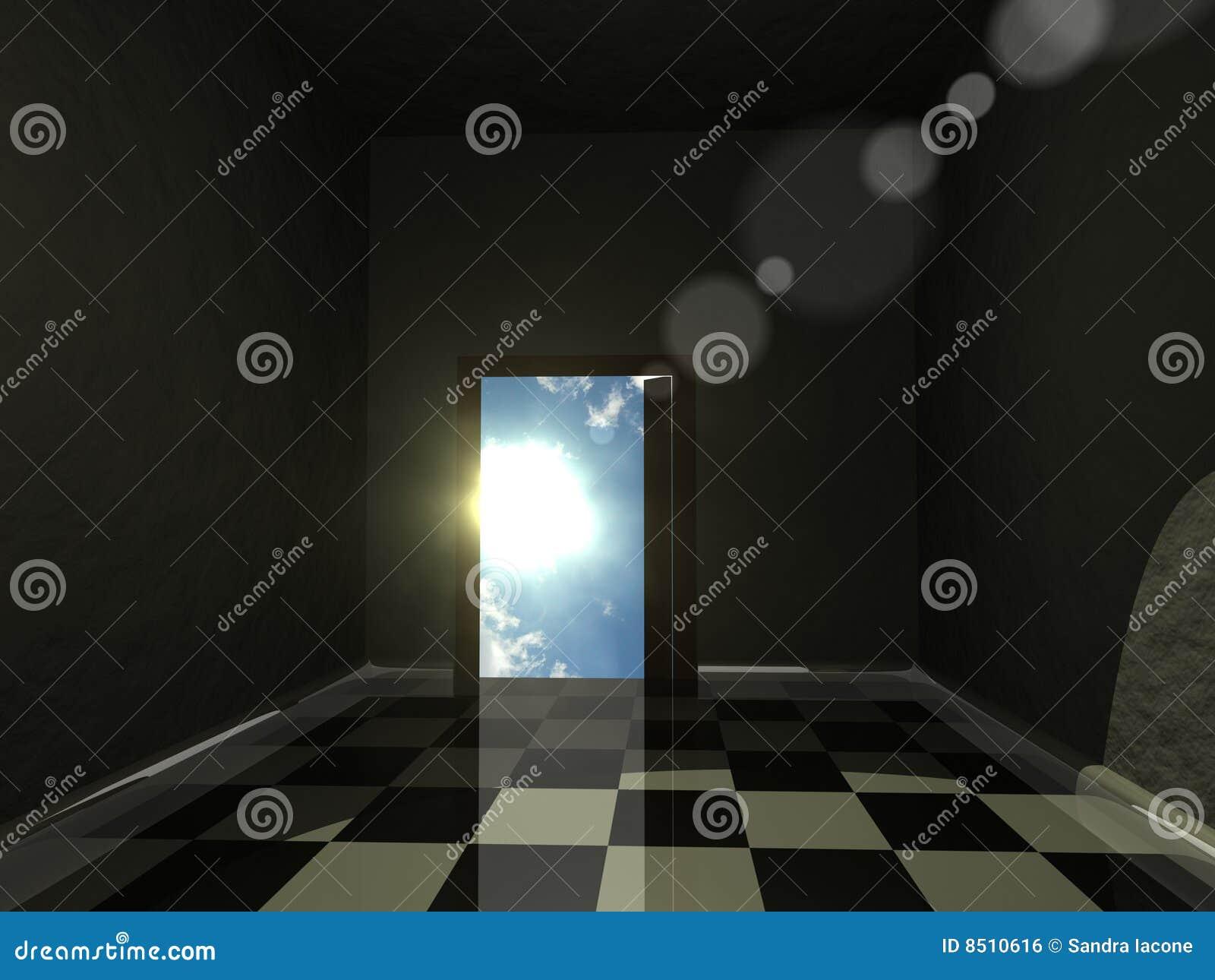 Apra al cielo