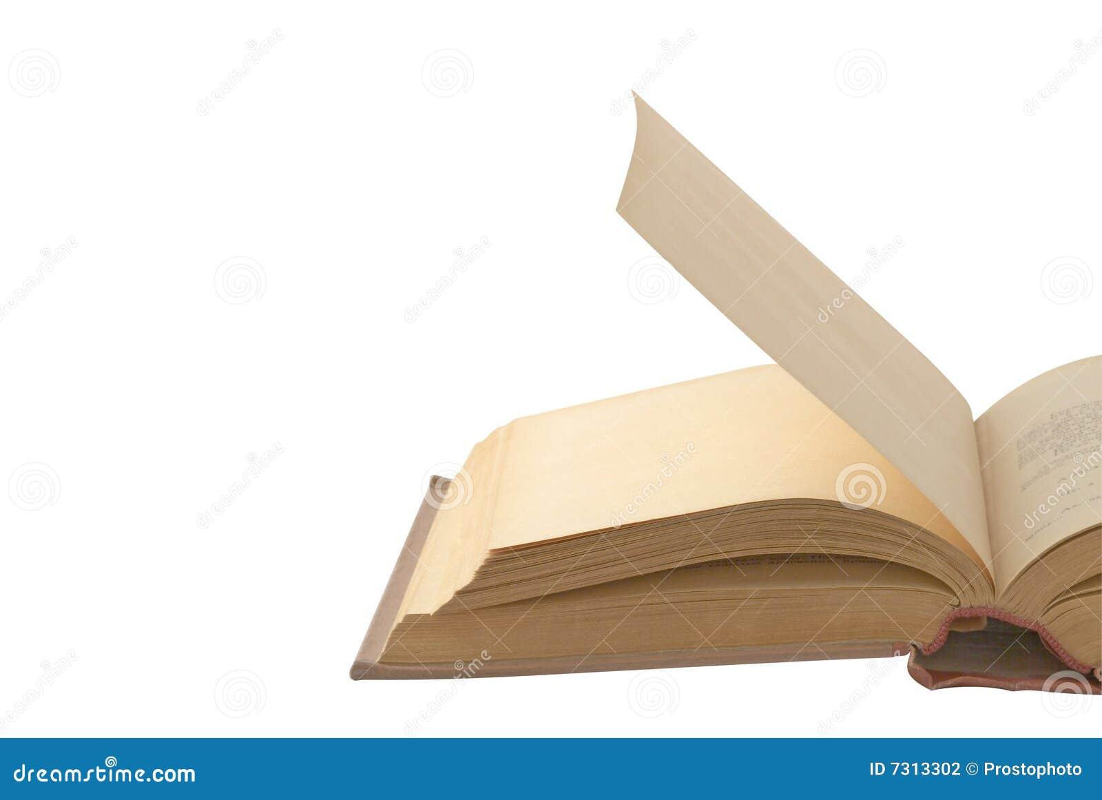 Apra il vecchio libro