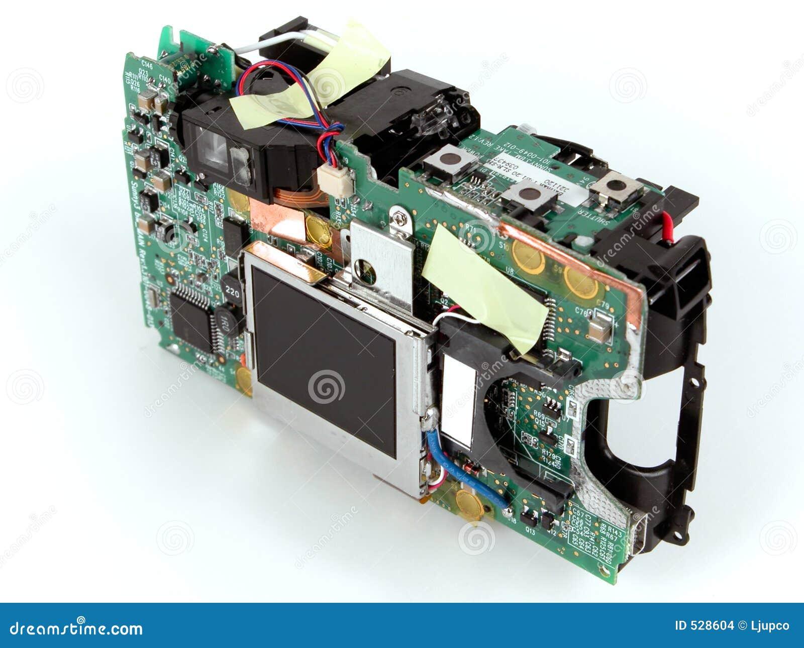 Apra la macchina fotografica digitale