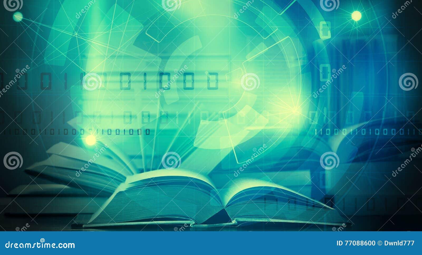 Aprendizagem digital do livro de E