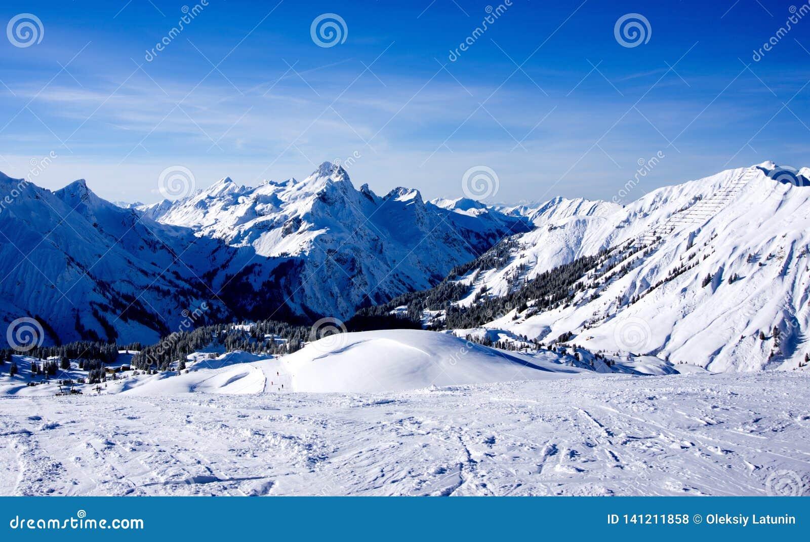 Aprica, alpi dell Italia
