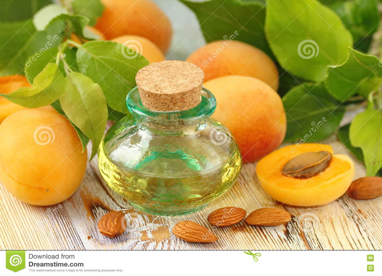 Apricot aroma oil