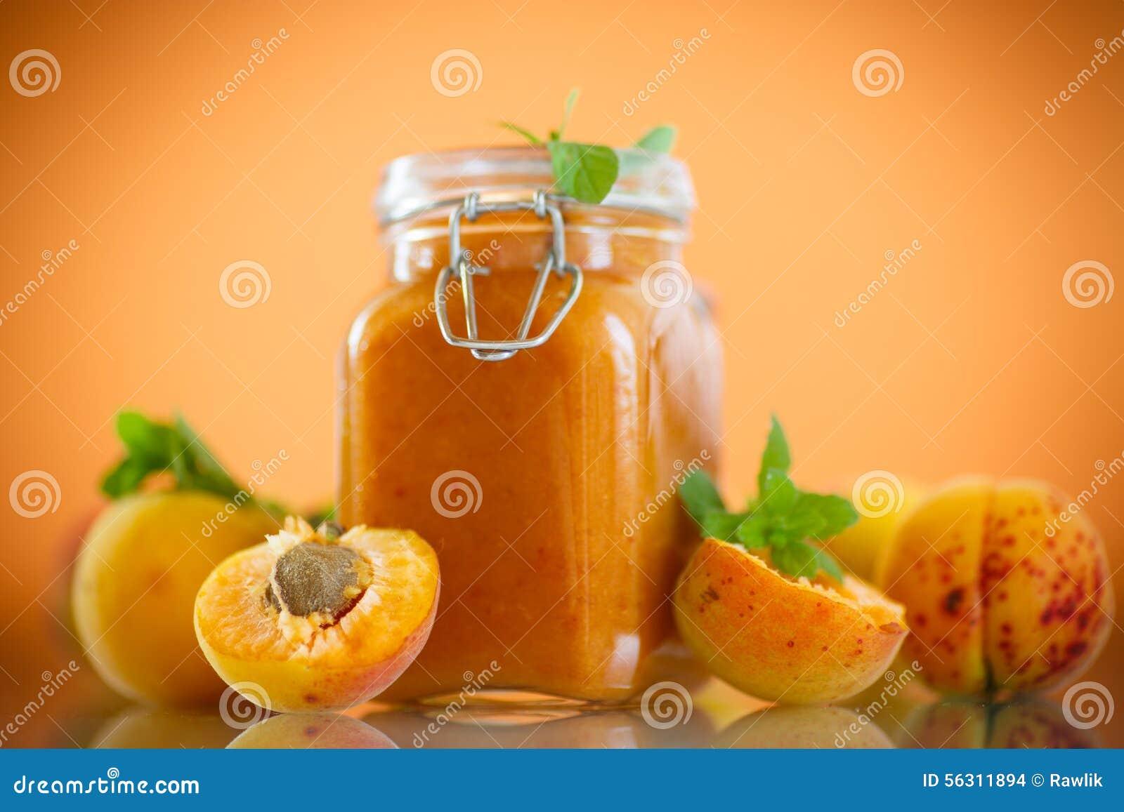 Aprikosenmarmelade