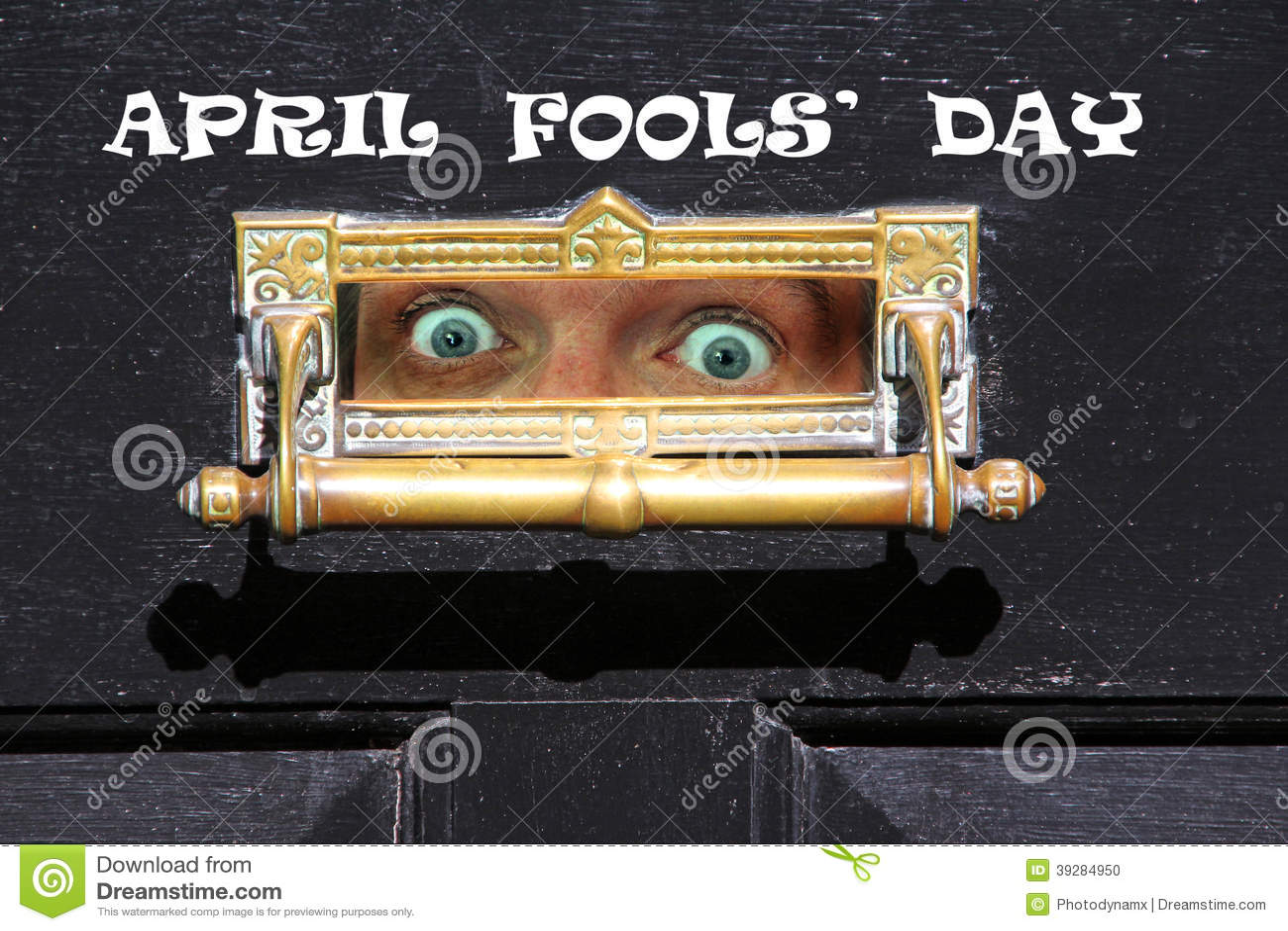 April voor de gek houdt phobic dag