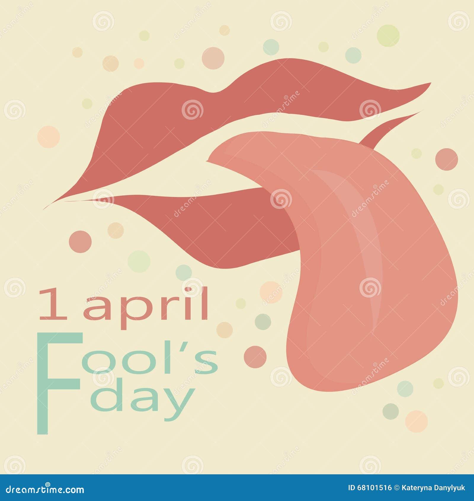första april röd dag