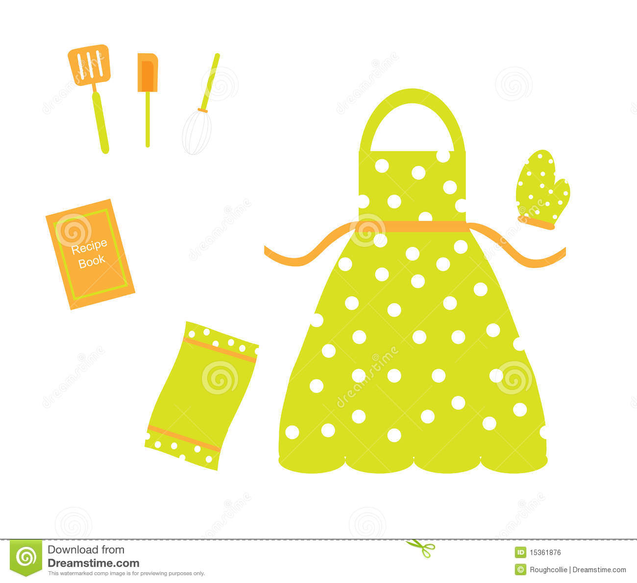 Free Country Kitchen Clipart