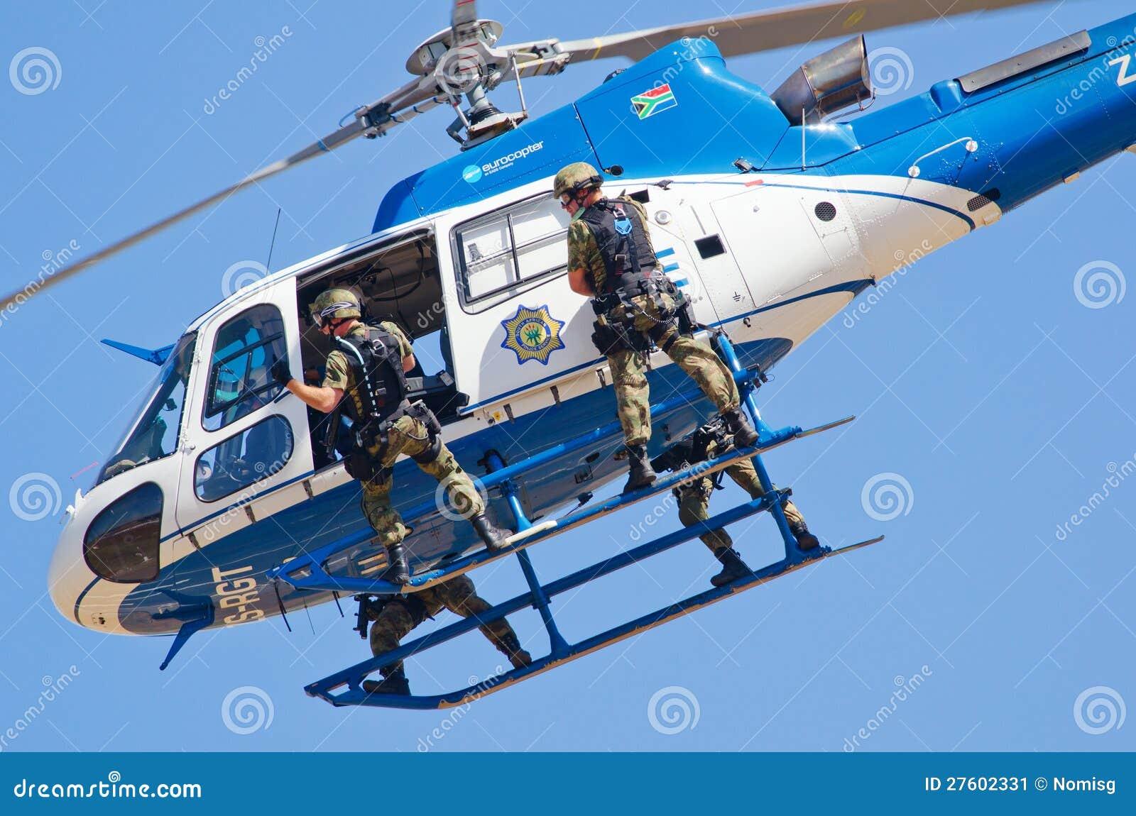 APROSEZ Eurocopter helikopter i zadania siły di