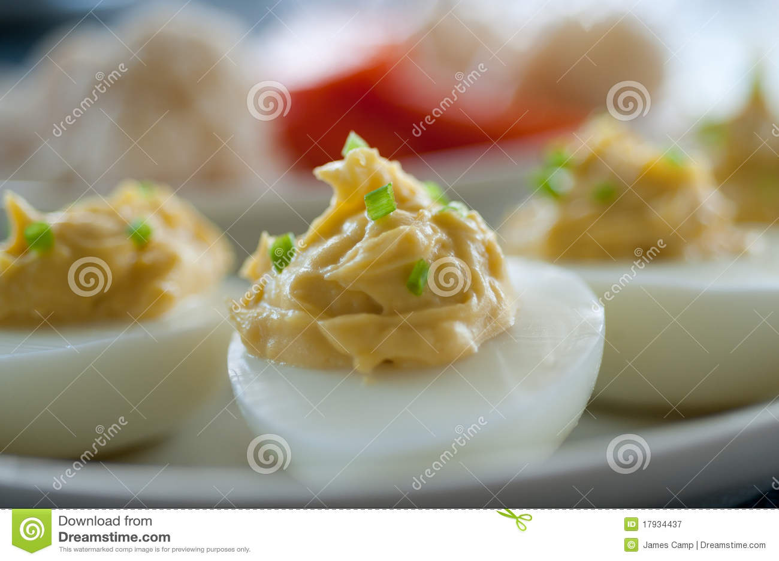 Aptitretaren deviled ägget