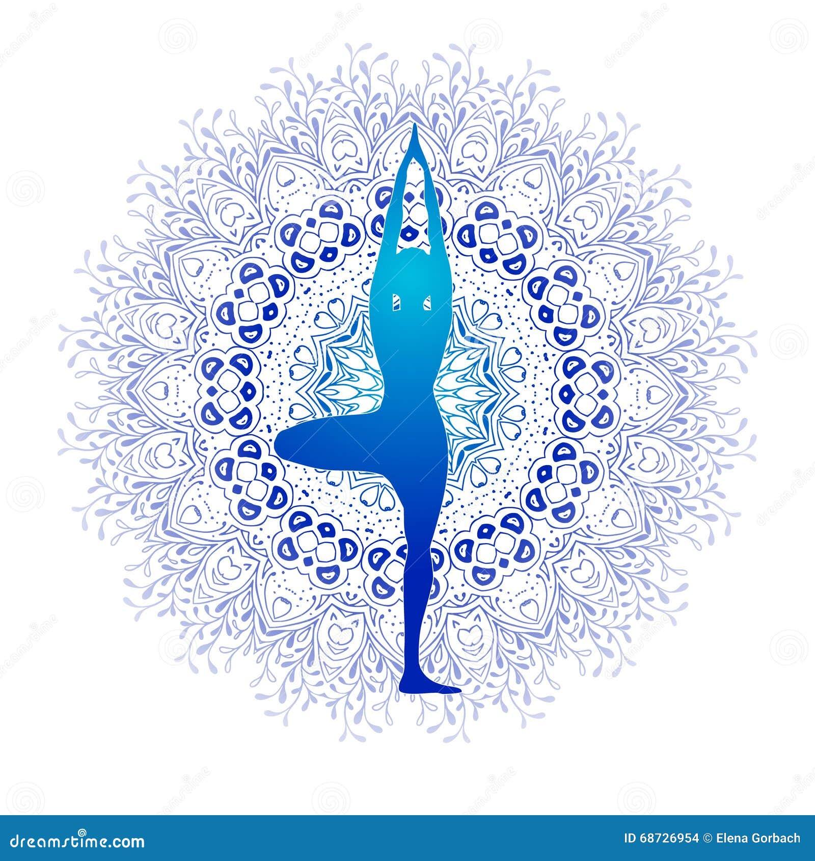 Aptitud De La Yoga, Logotipo De La Yoga, Aptitud Y Club De Deporte ...