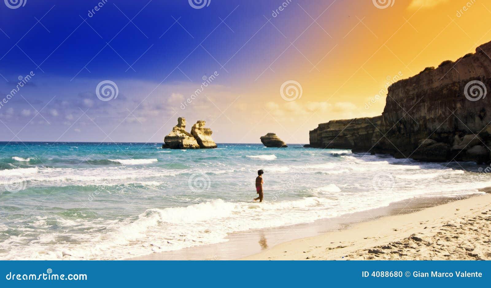 Apulia Strand