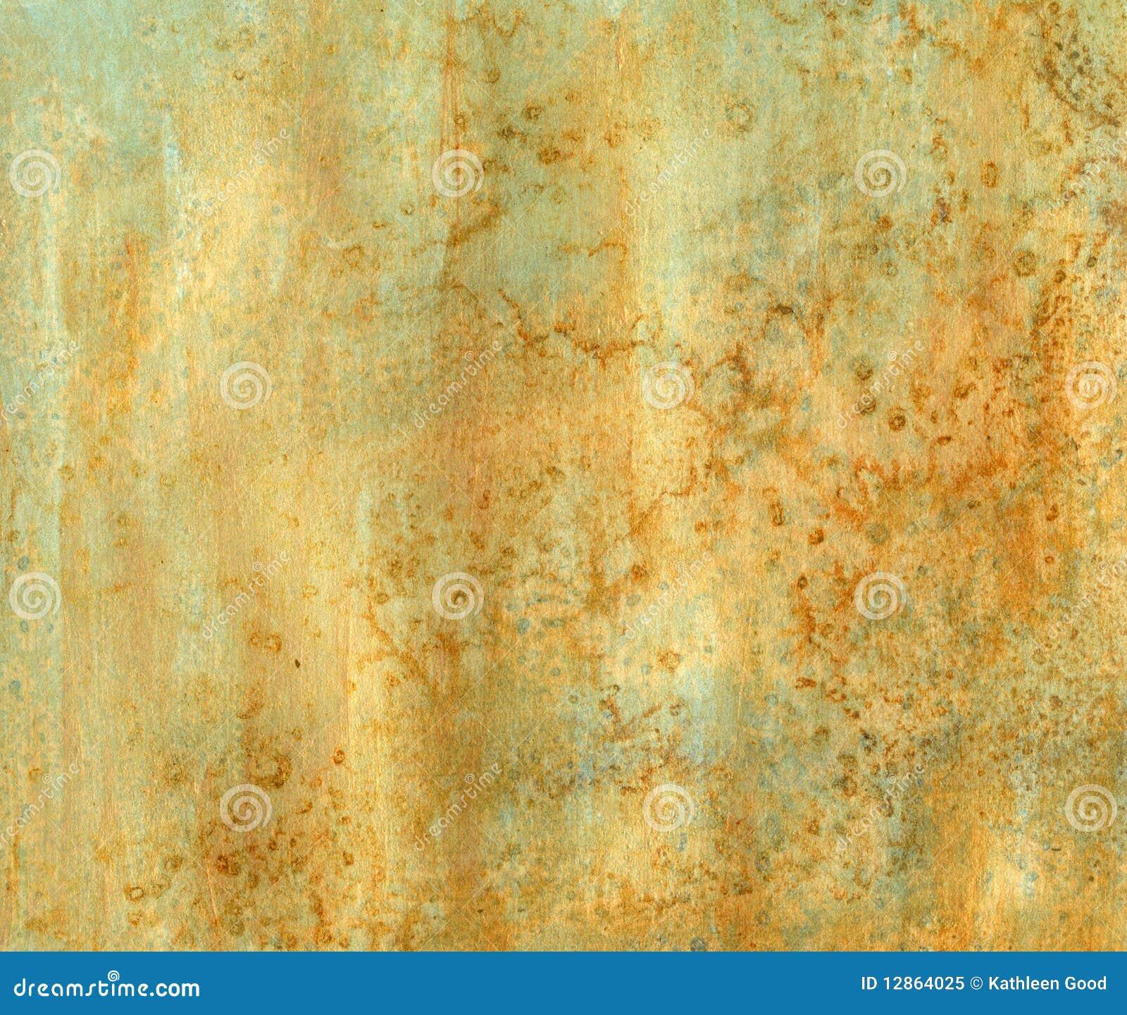 Aqua rdzy tekstura