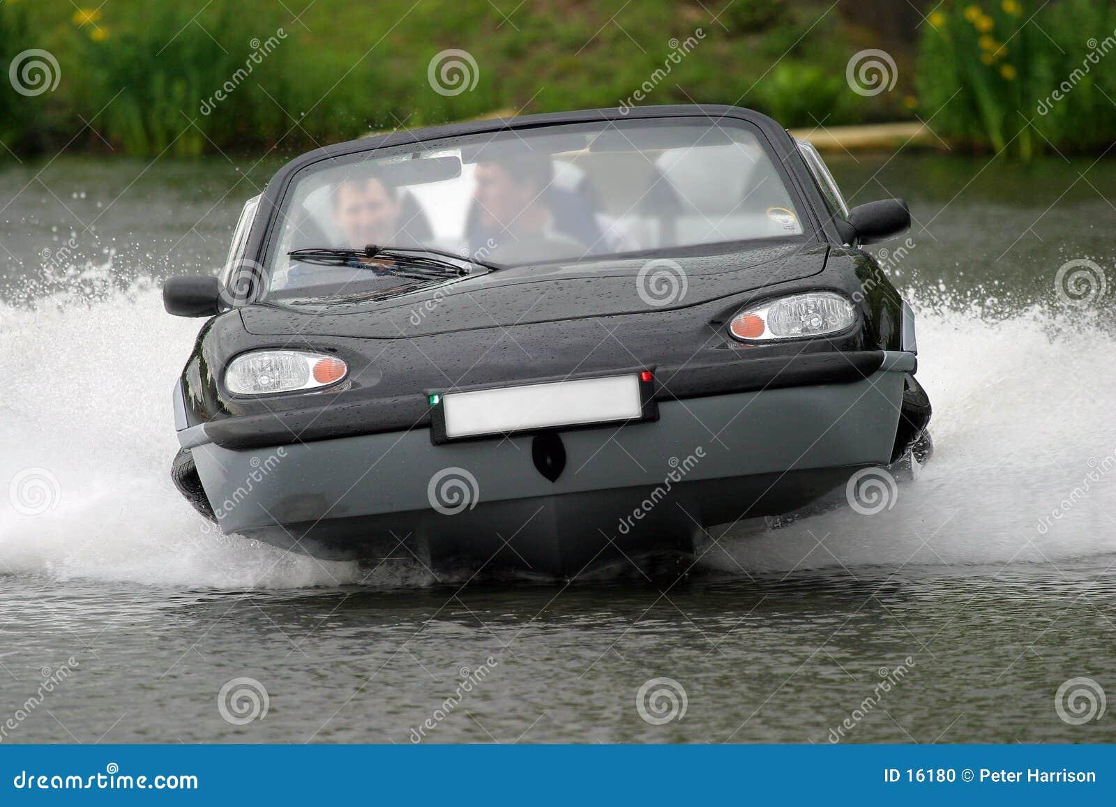 Aqua samochód