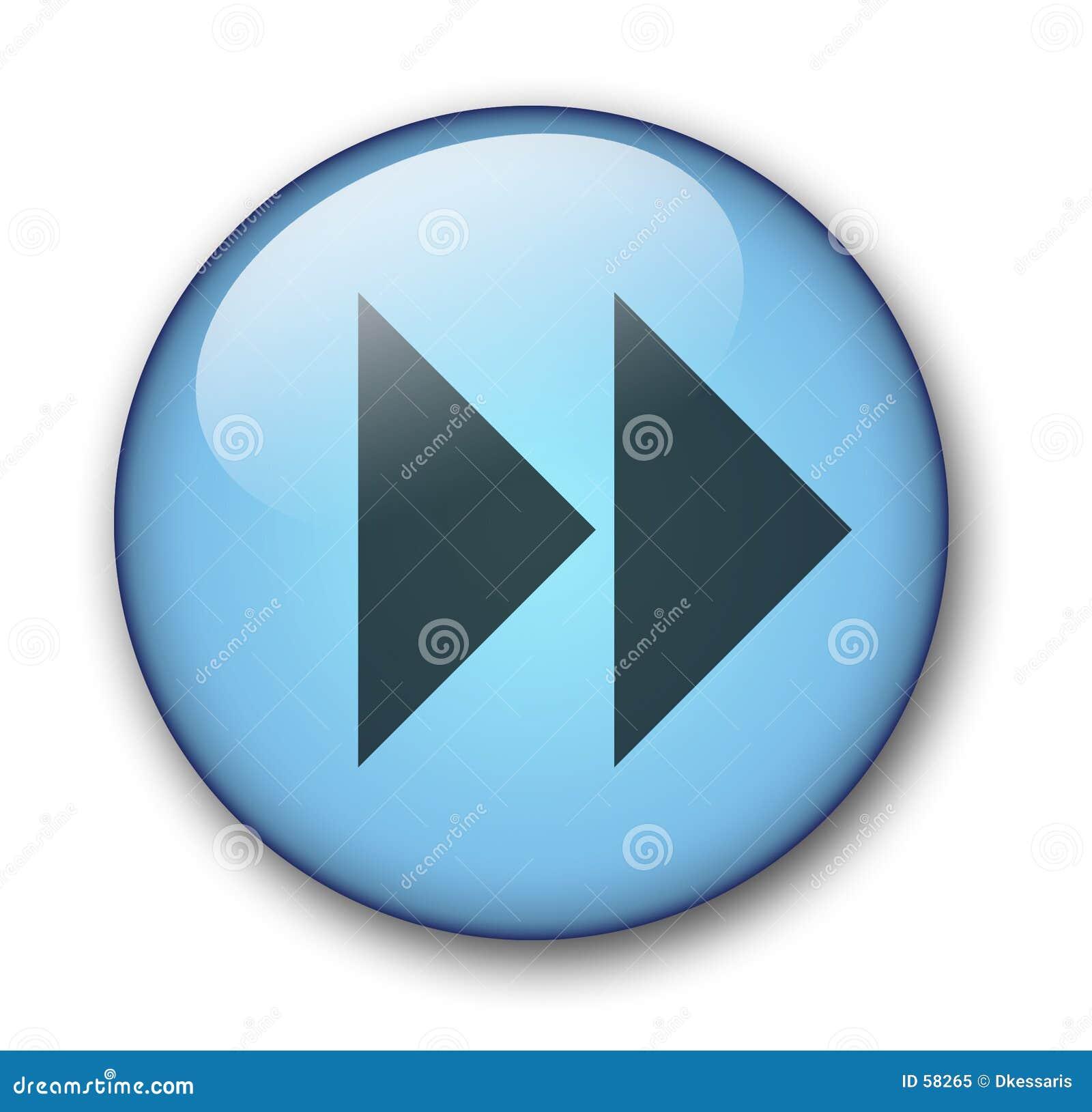 Aqua web button