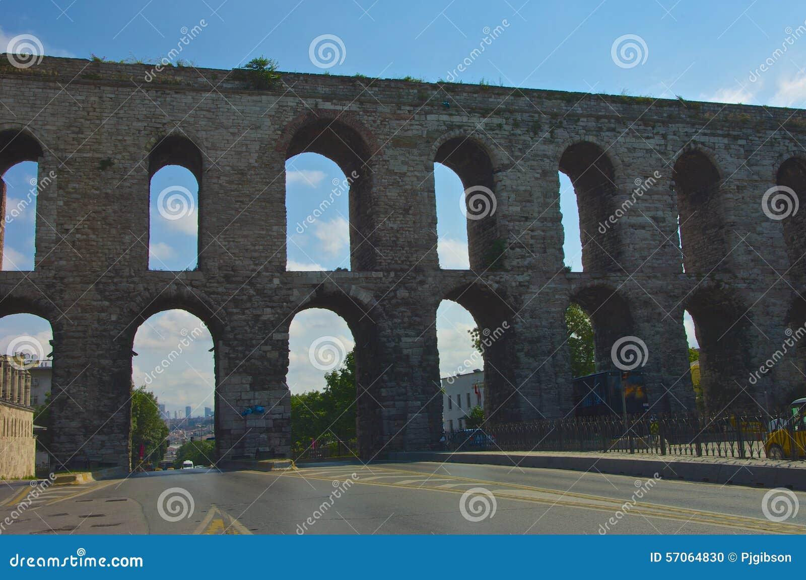 Aquaduct van Valens (Istanboel)