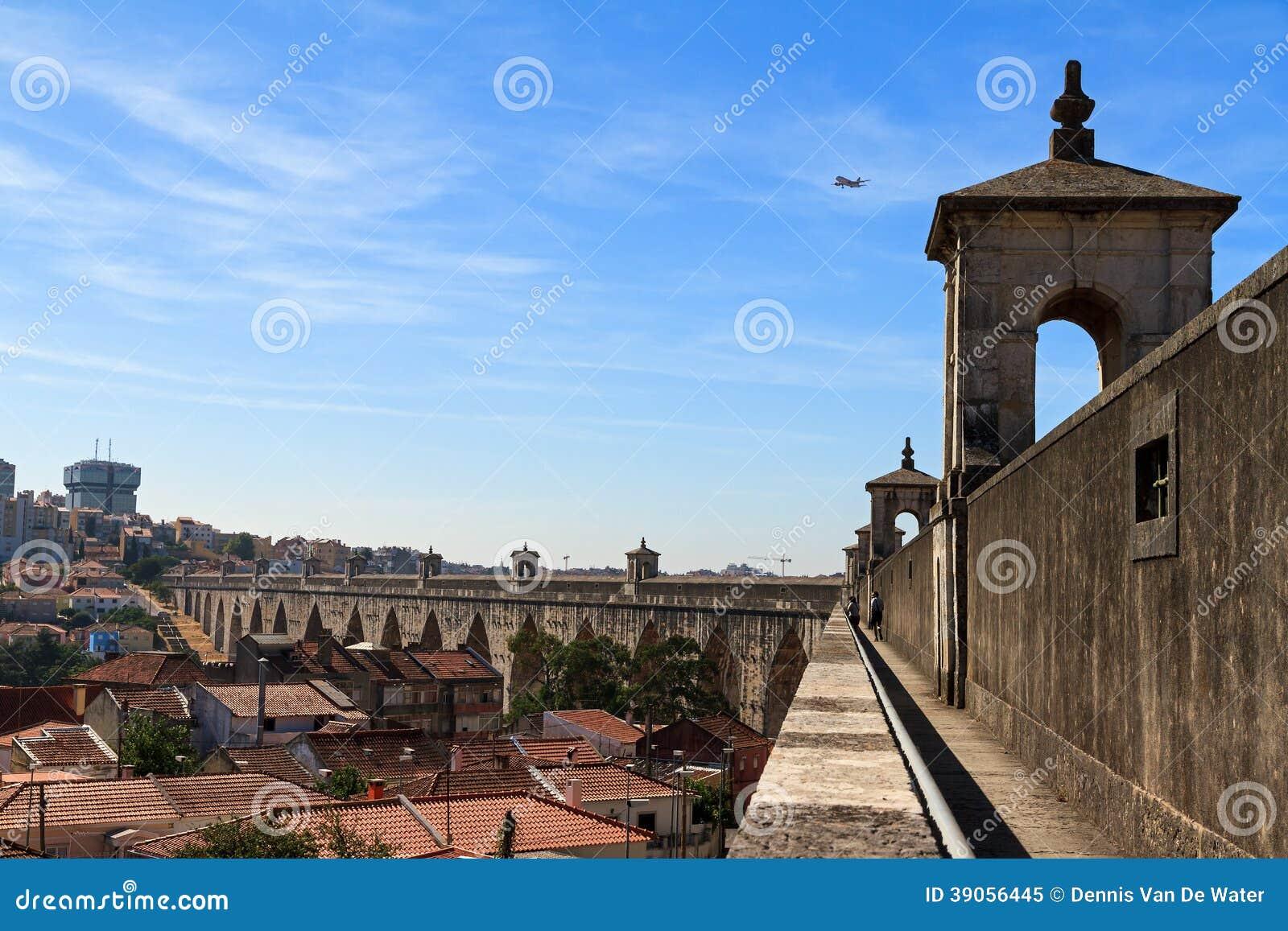 Aquaductmening Lissabon