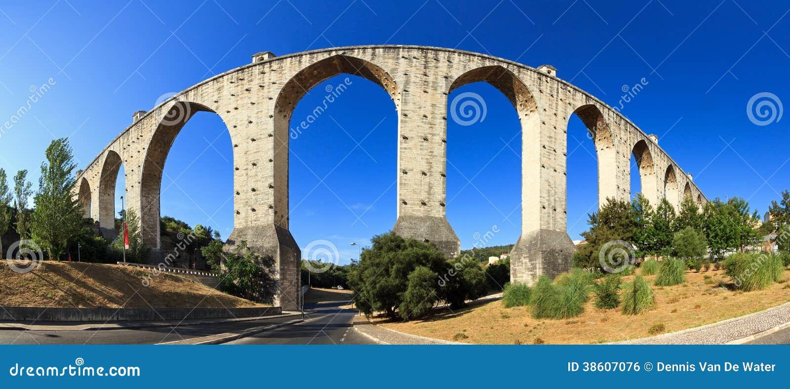 Aquaductpanorama