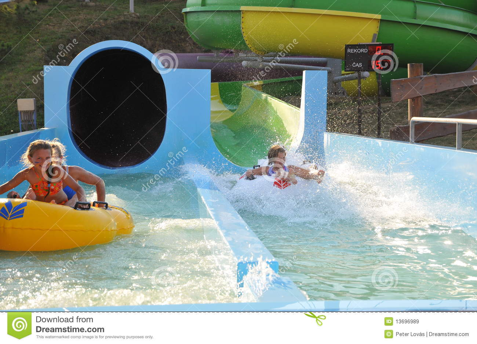 Aquagyckelpark