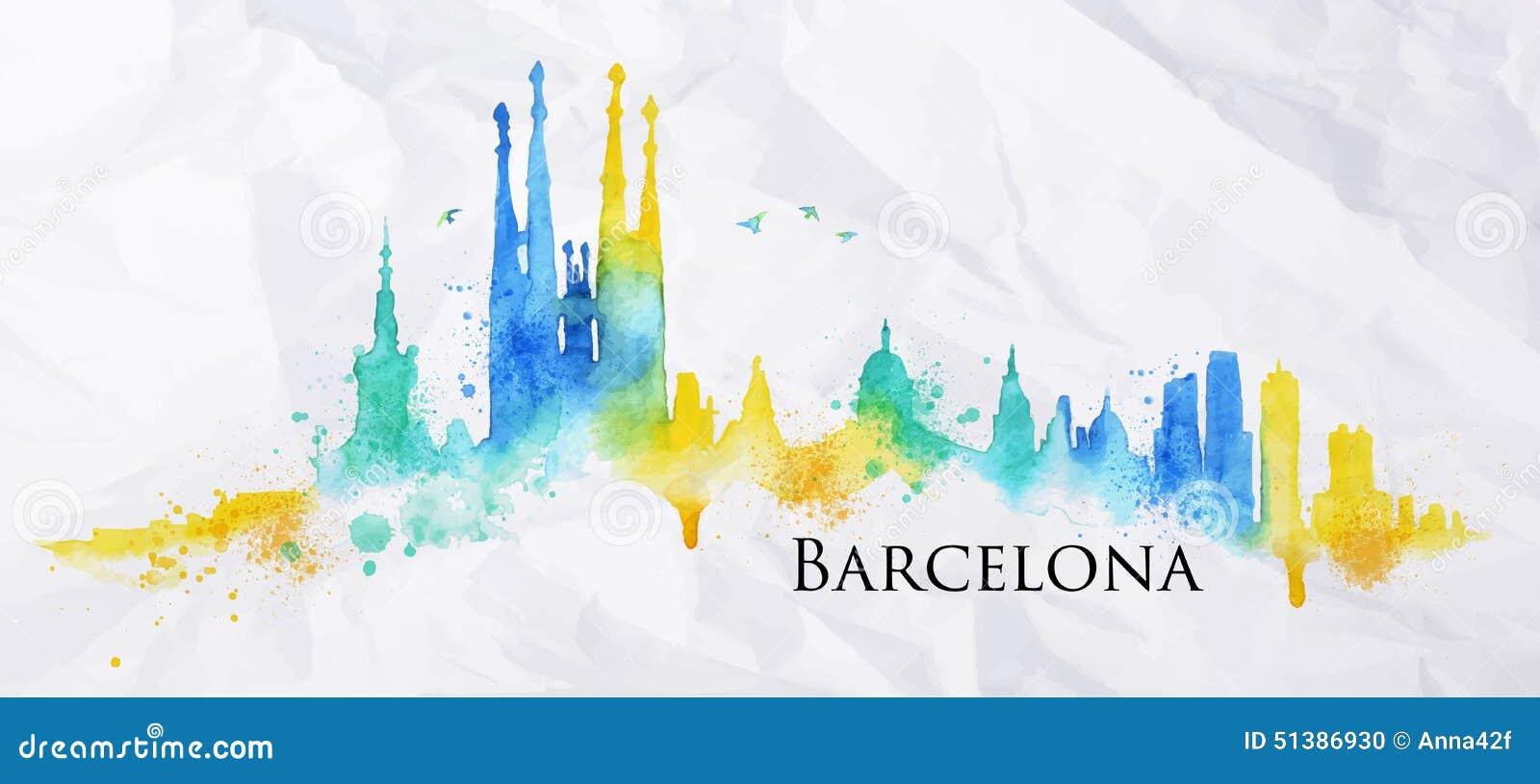 barcelona stadt logo