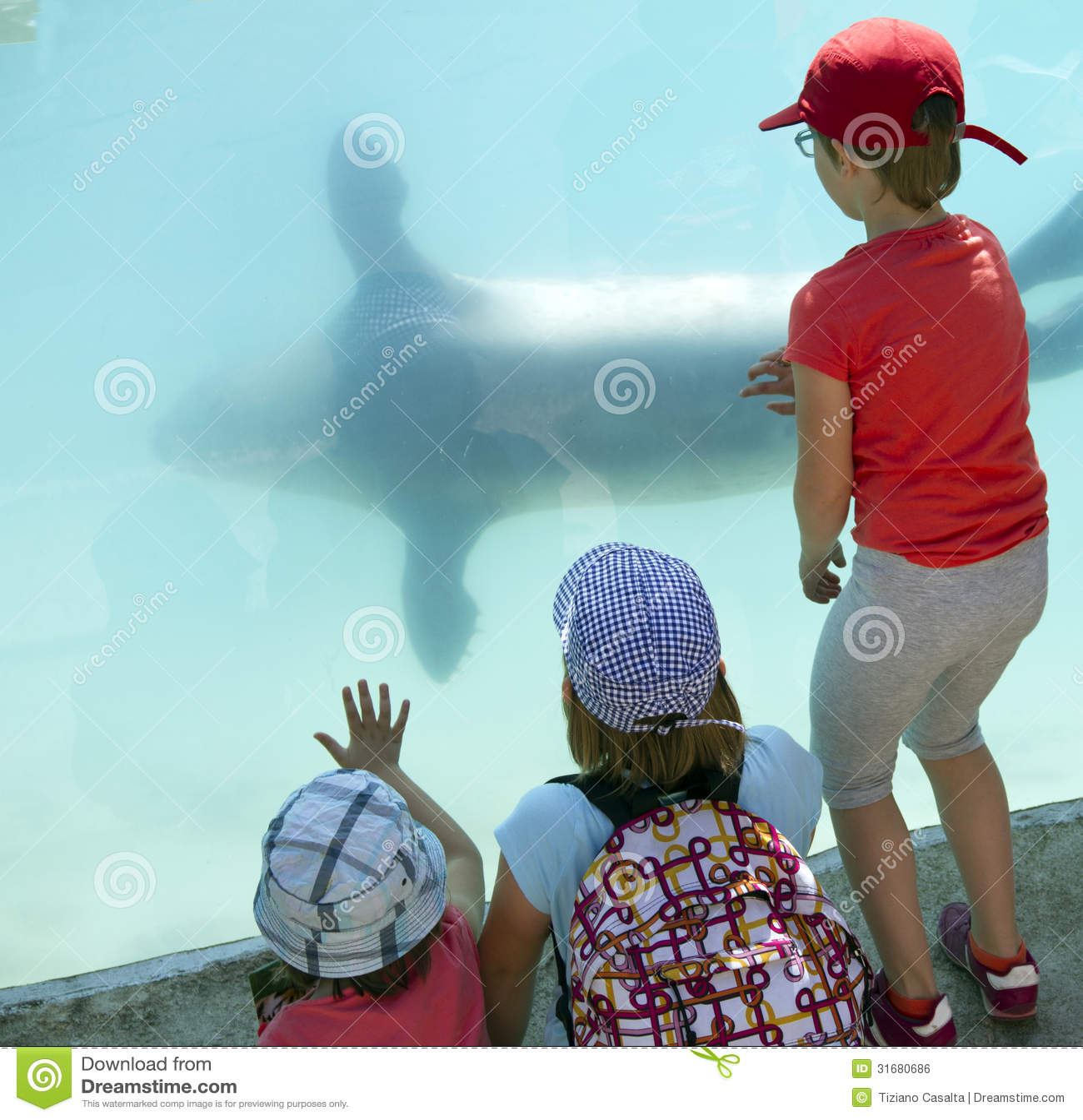 Aquariumbezoek