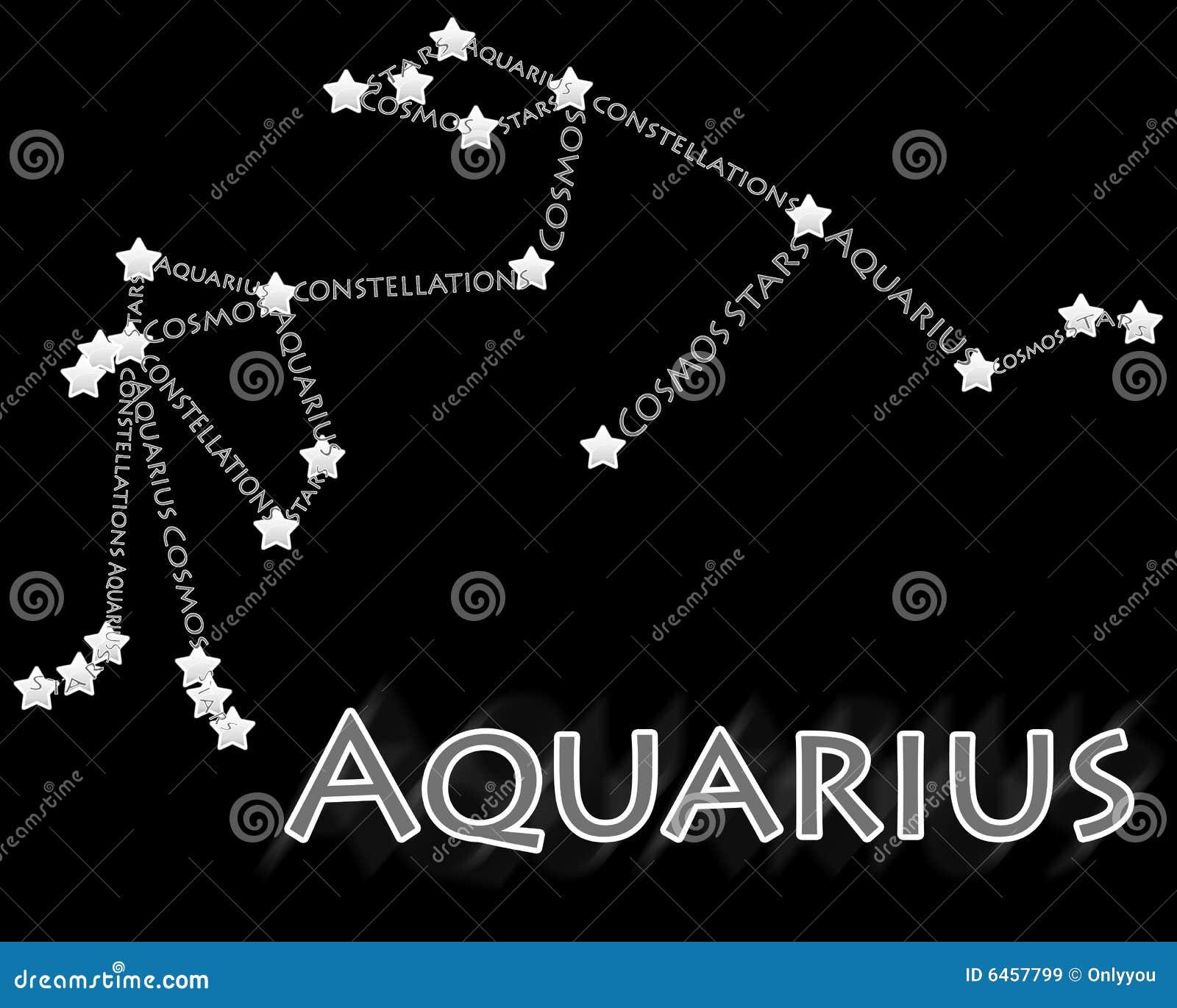 Aquarius konstelacja