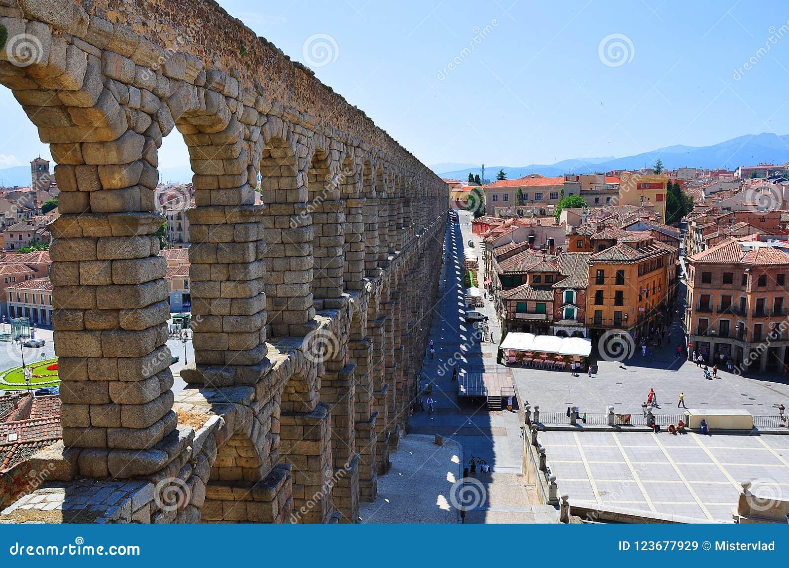 Aquedotto di Segovia, Spagna