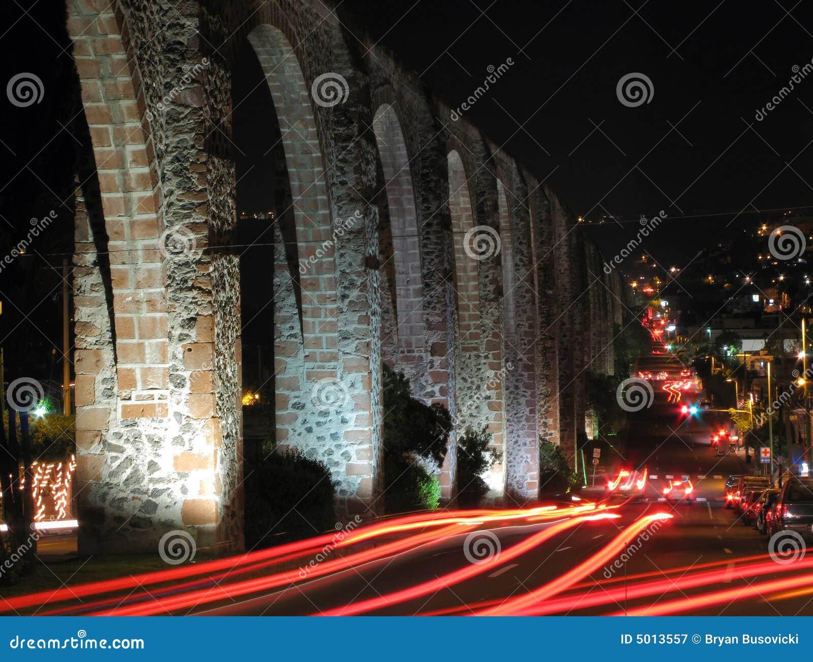 Aqueduct queretaro