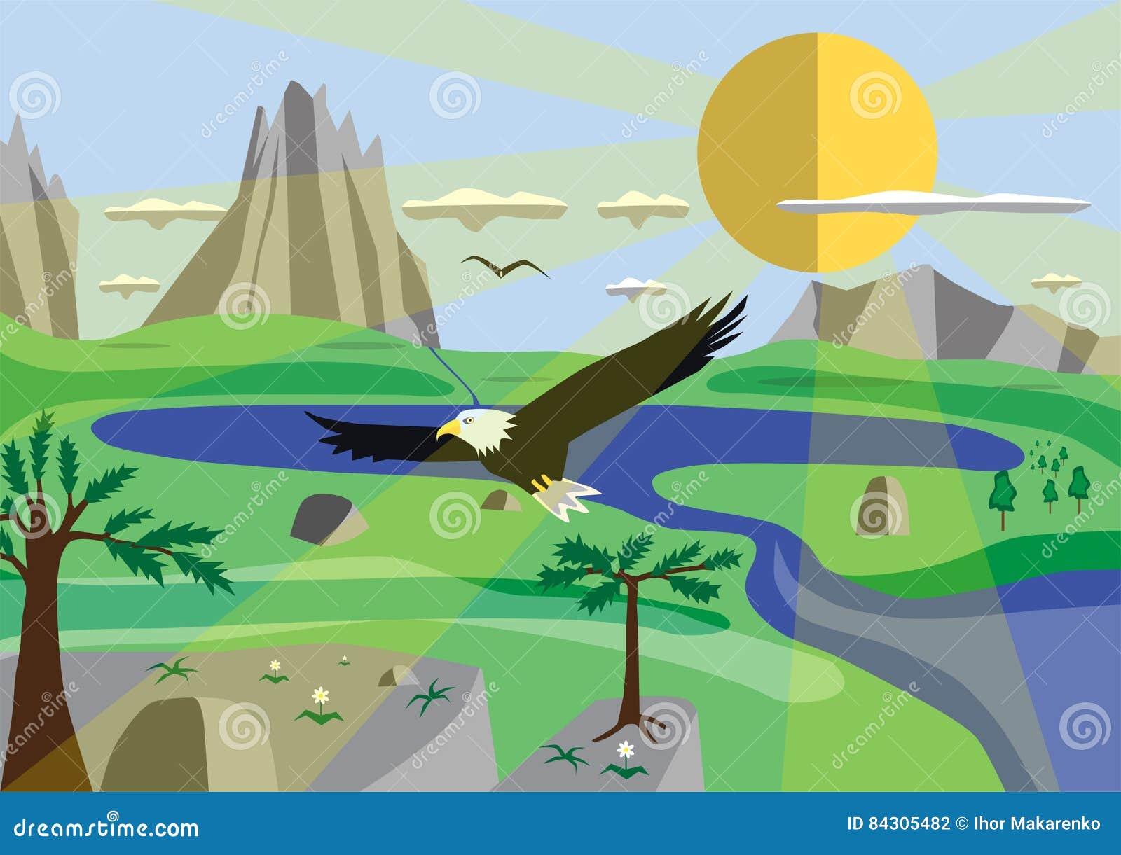 Aquila della montagna