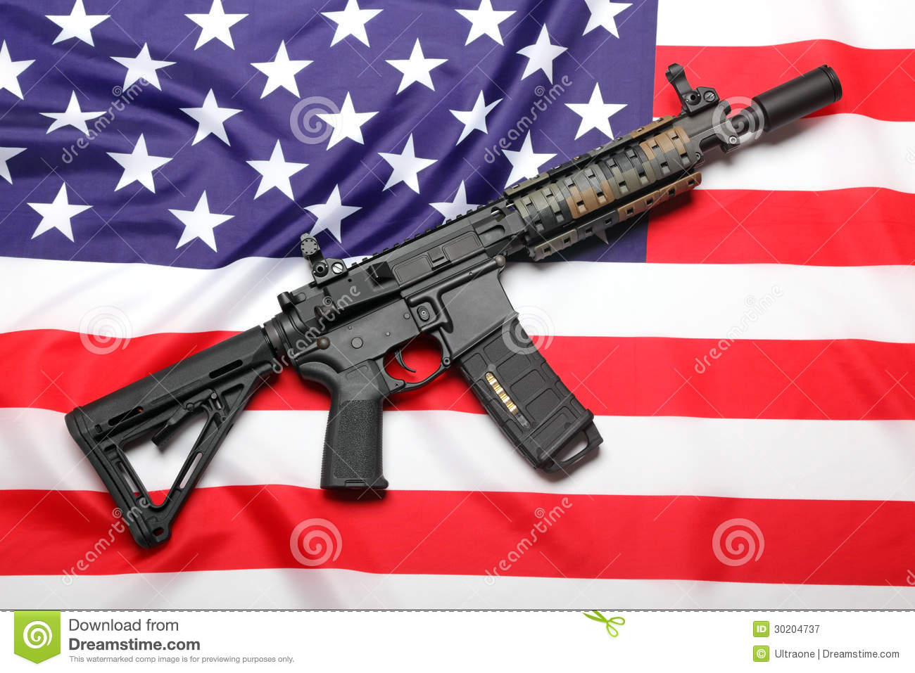 american weapon