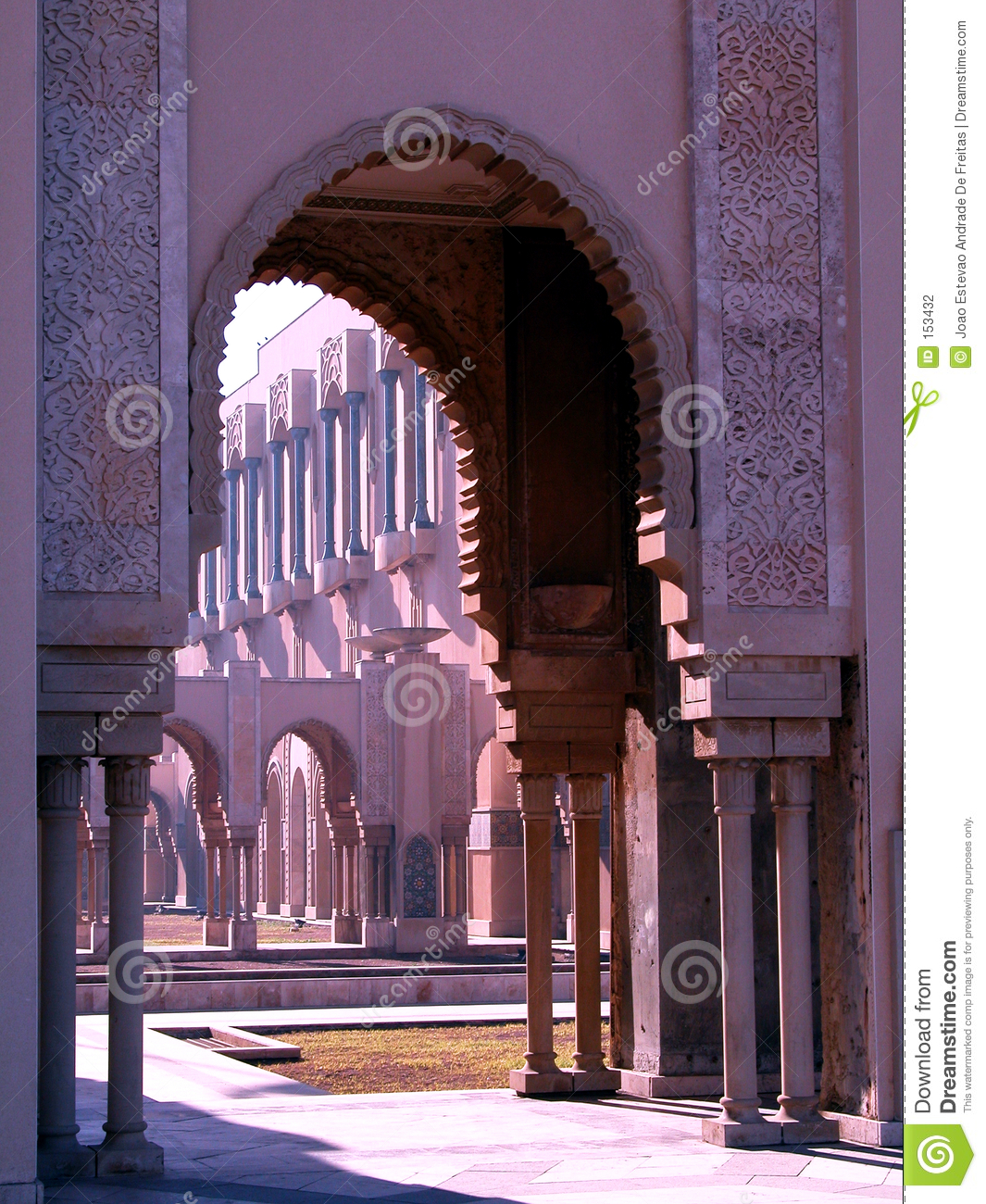 Arab architecture stock photography image 153432 for Architecture arabe