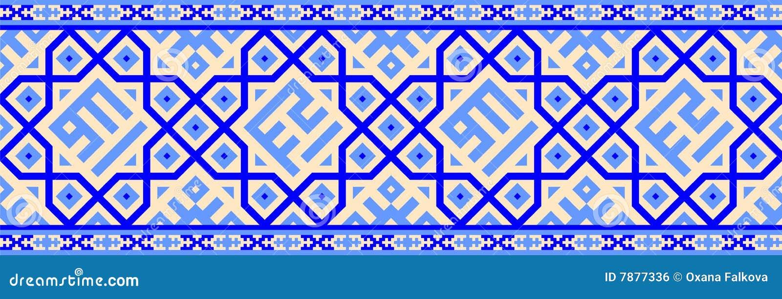 Arab geometric pattern