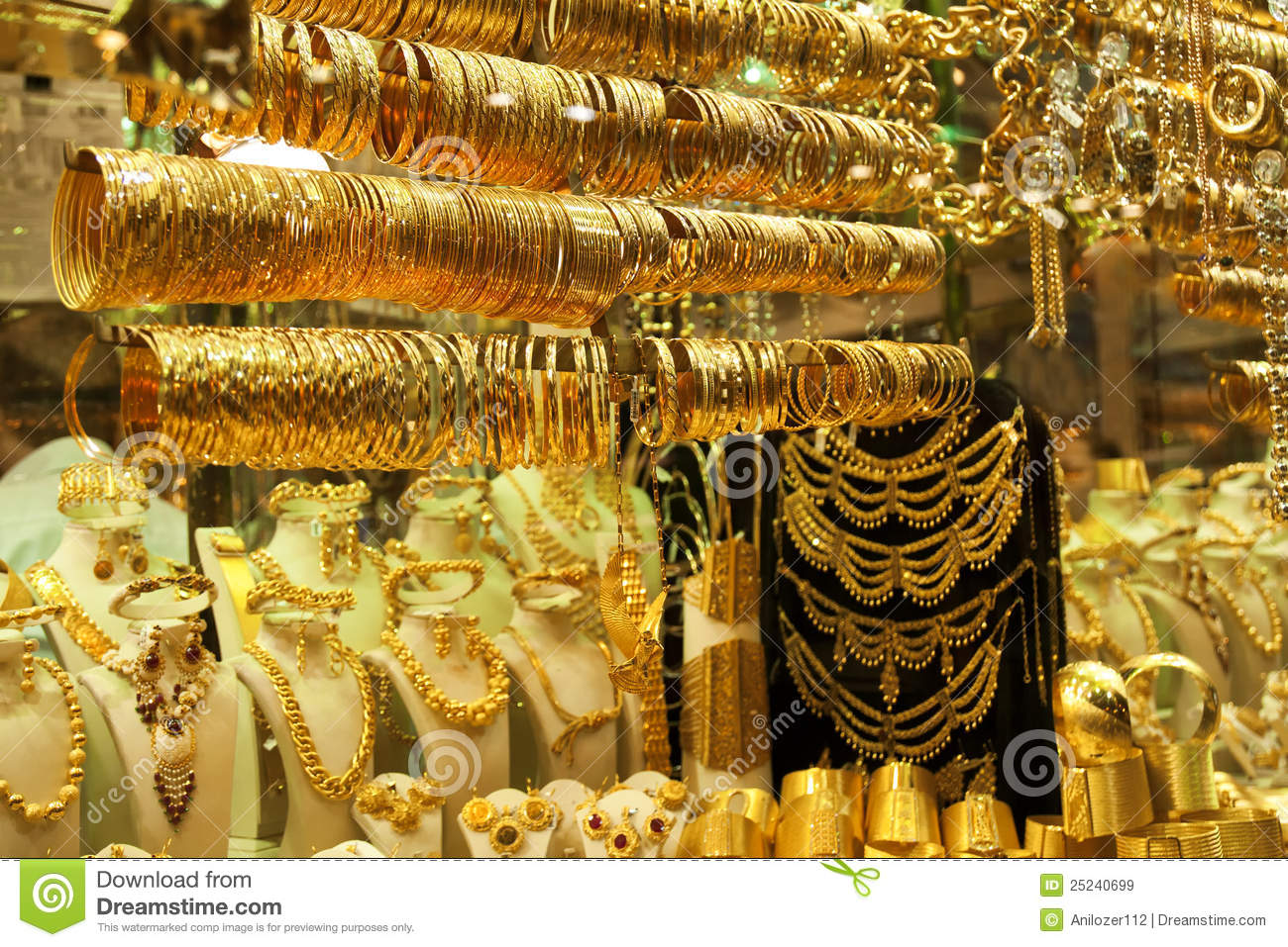 gold city in the n of emirates united dubai a arab is