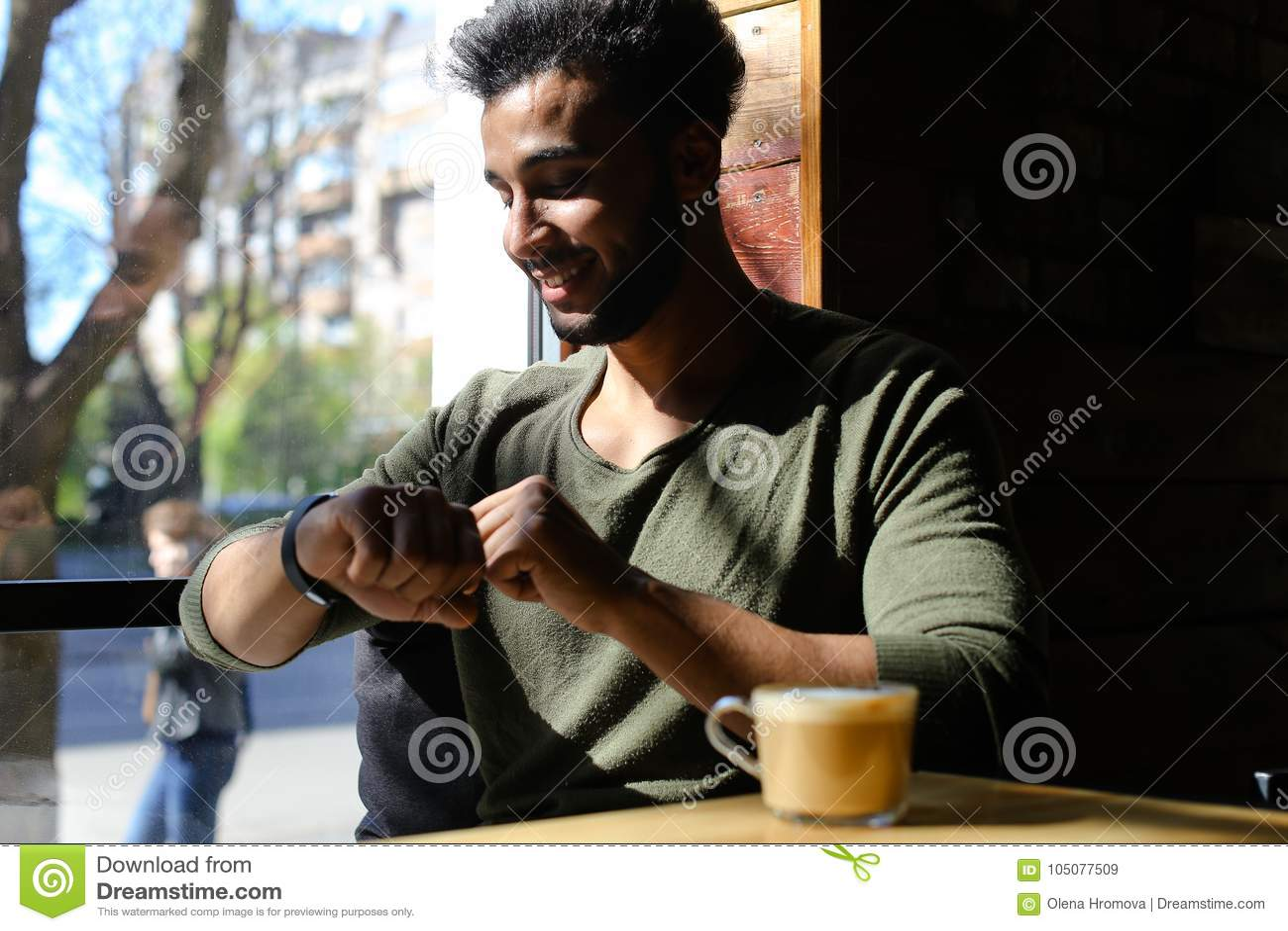 Arab male massage