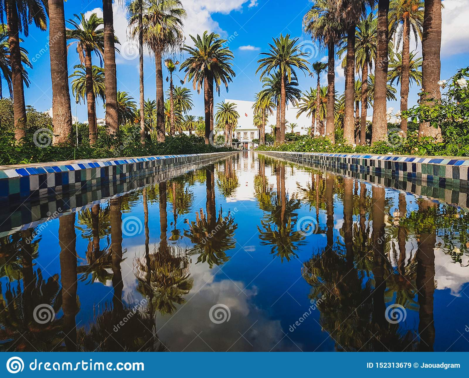 The Arab League Park & x28;Parc de la Ligue arabe & x29; is an urban park in Casablanca, Morocco