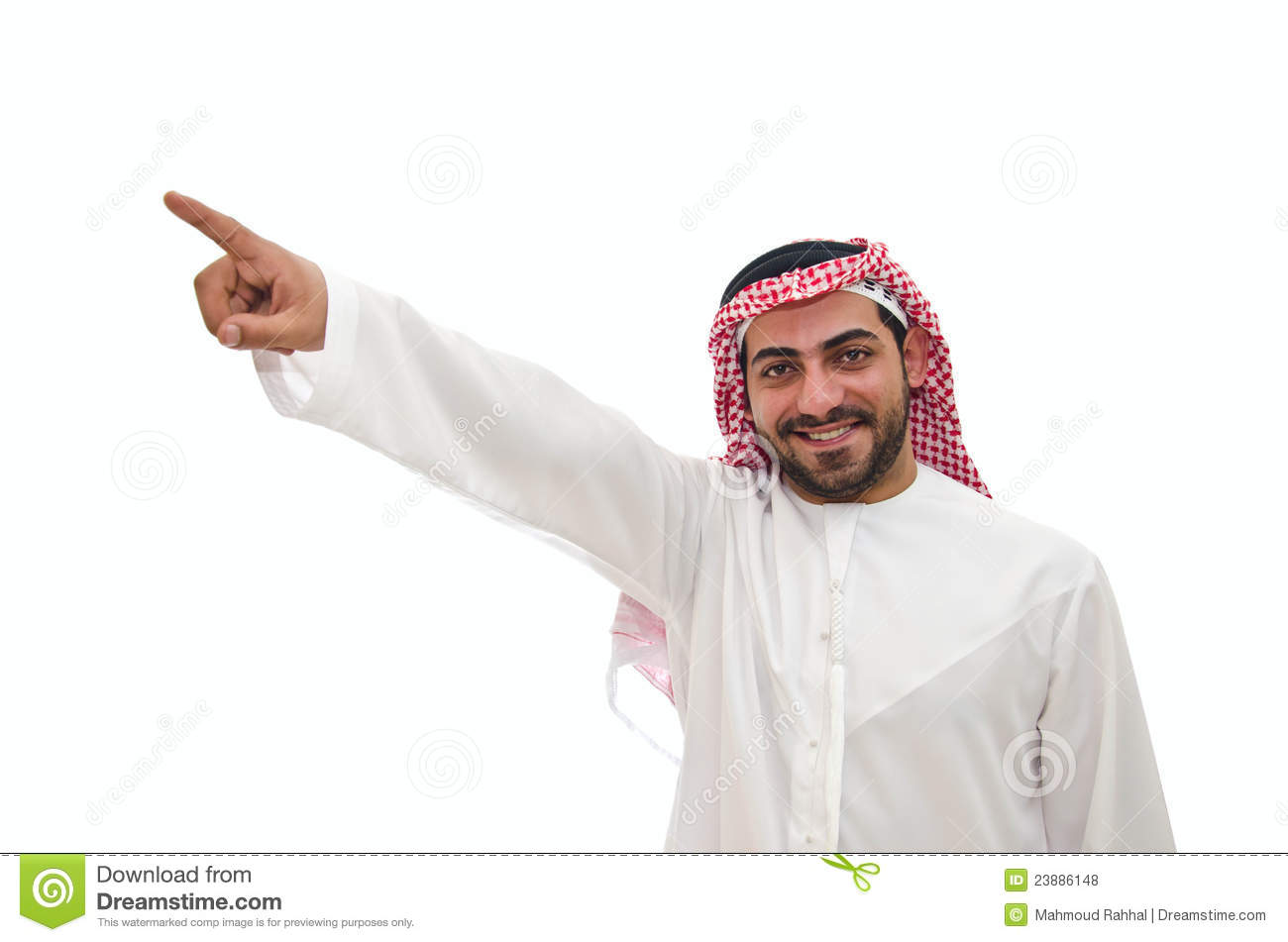 Arab Man Royalty Free Stock Photos - Image: 23886148