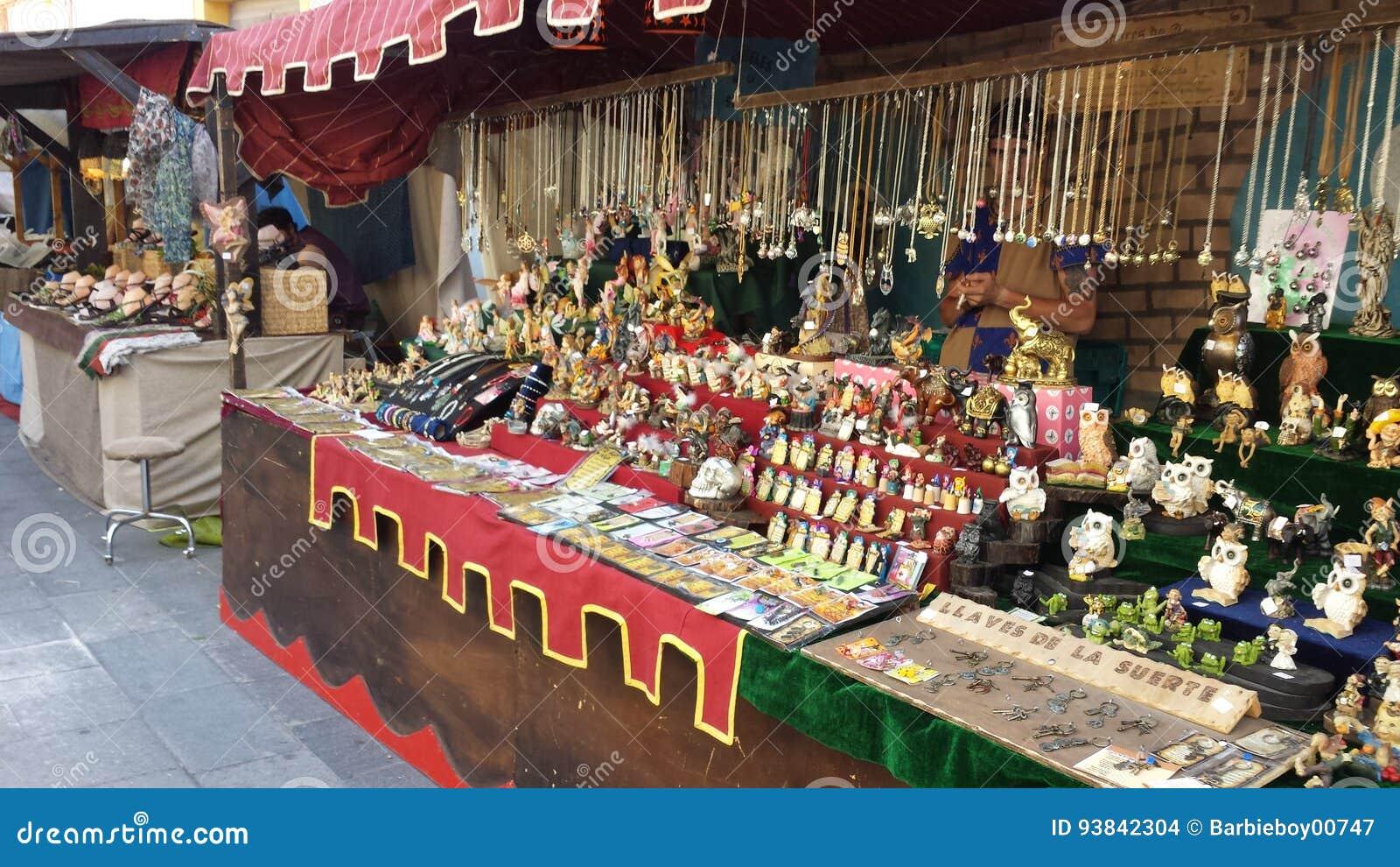 arab markets ibiza spain editorial stock image. image of catalan