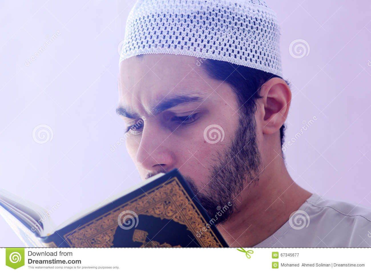 muslim arab young man and woman couple vector characters