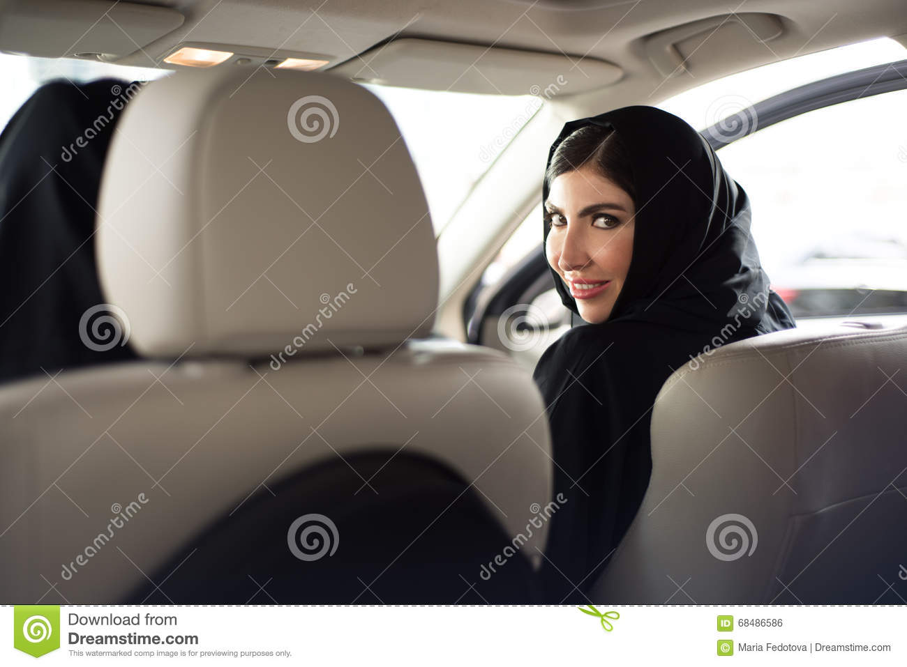 Good looking arab women