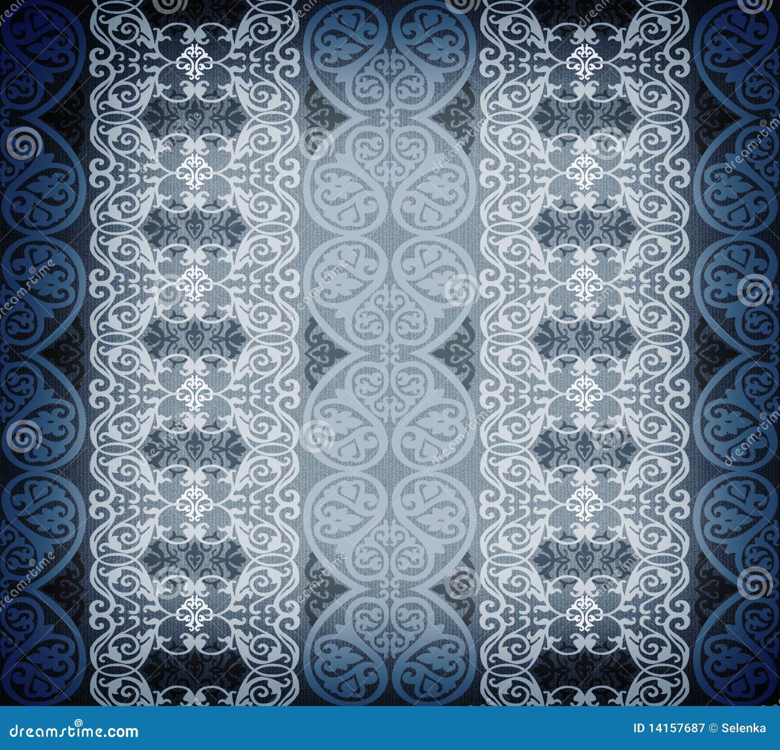 Download Arabesque background stock illustration. Illustration of pattern - 14157687