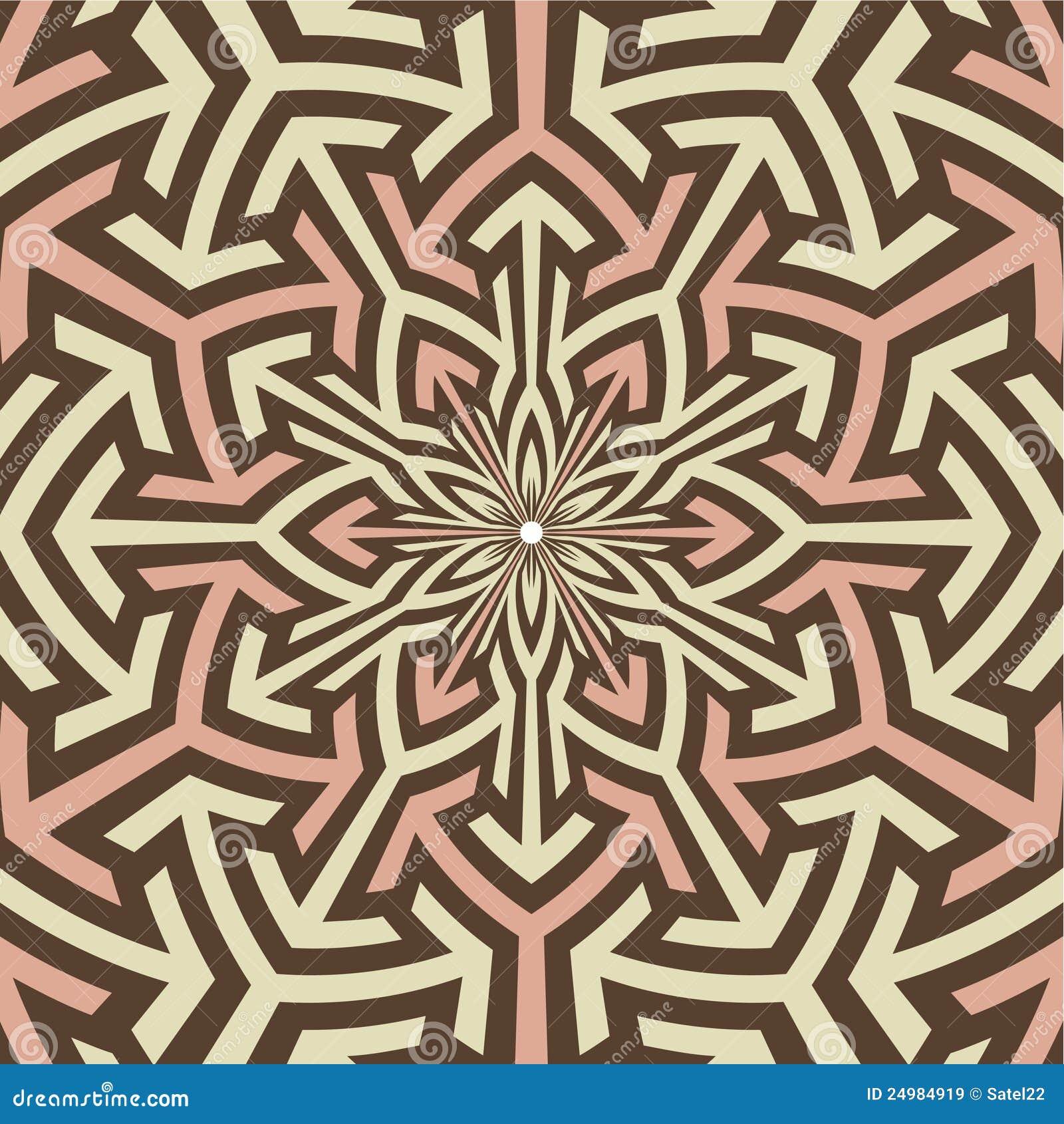 arabian pattern stock vector illustration of arabic 41823079