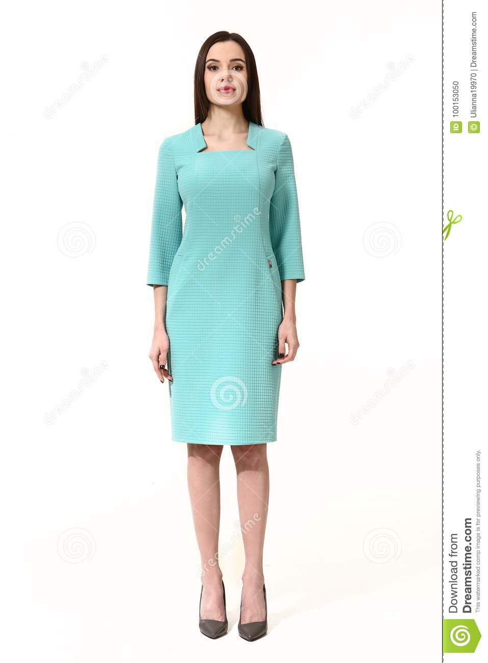 Arabian Asian Eastern Business Executive Woman Stock Photo - Image ...