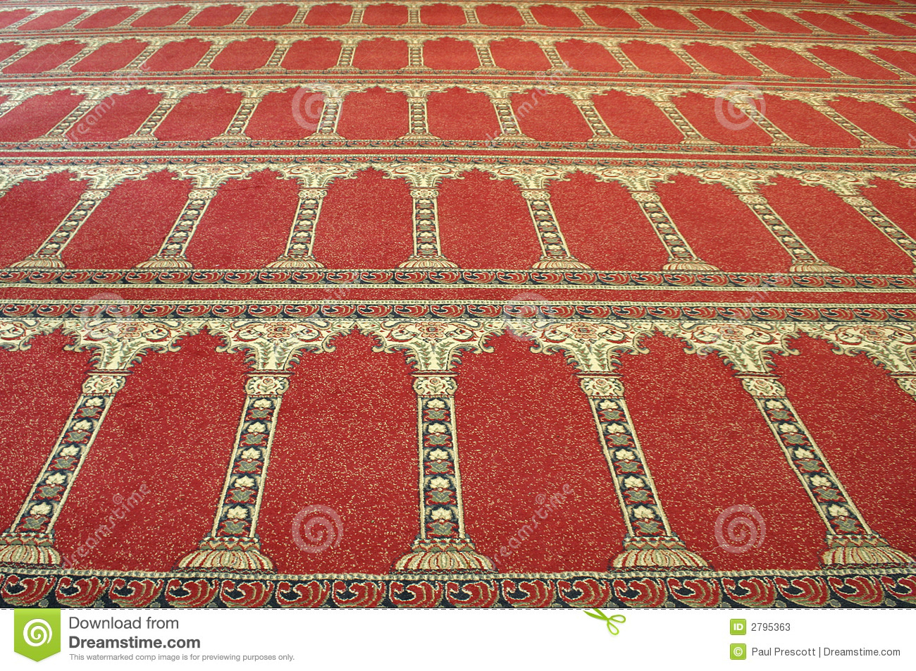 Arabian Floor Carpet Stock Photos - Image: 2795363