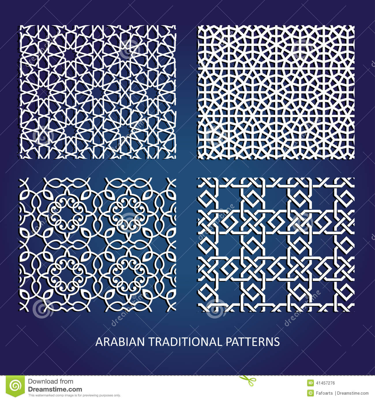 Tree coloring pages only coloring pages - Arabian Patterns Stock Illustration Image 41457276