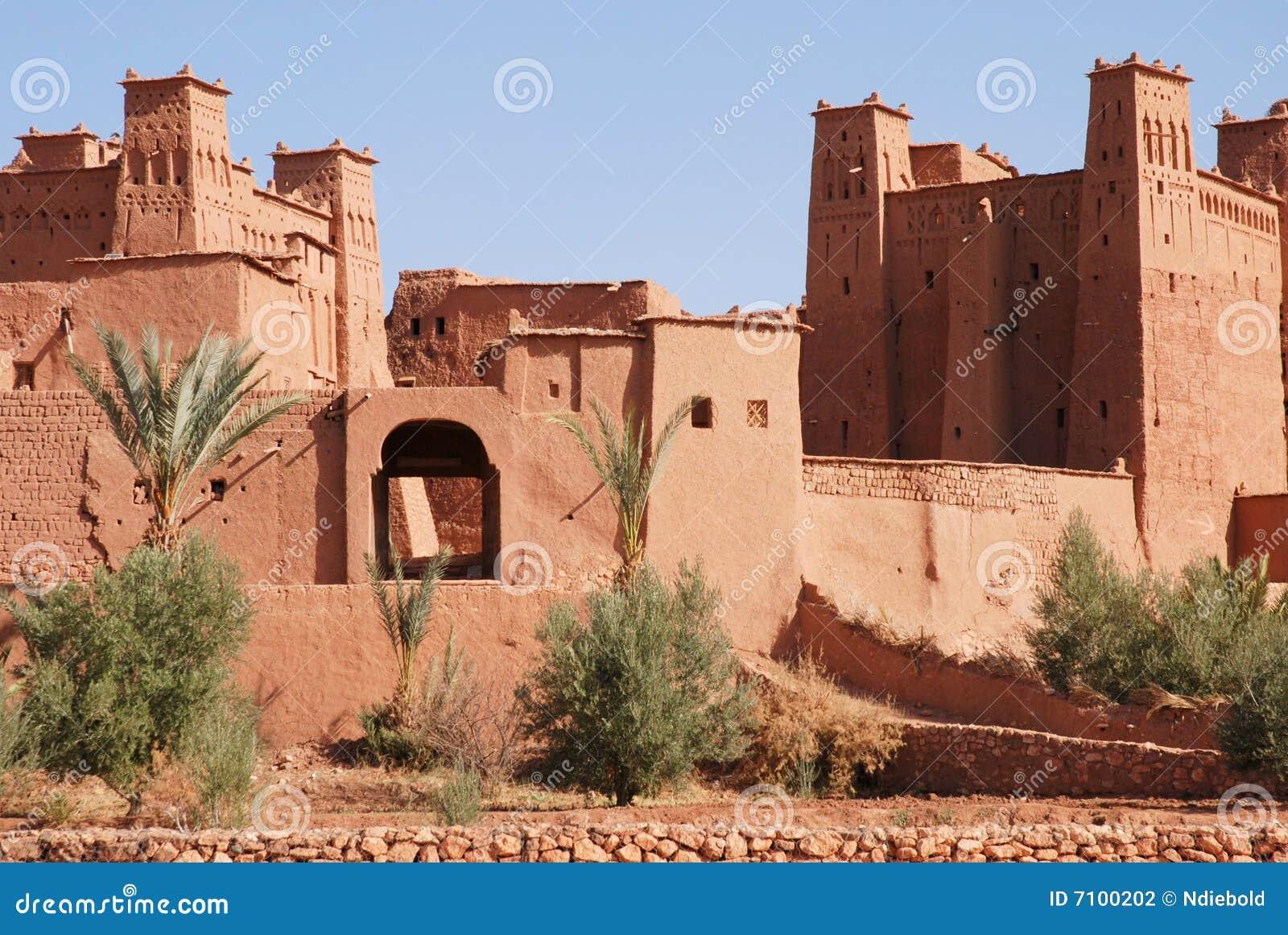 Arabian Town Ait Benhaddou, Morocco