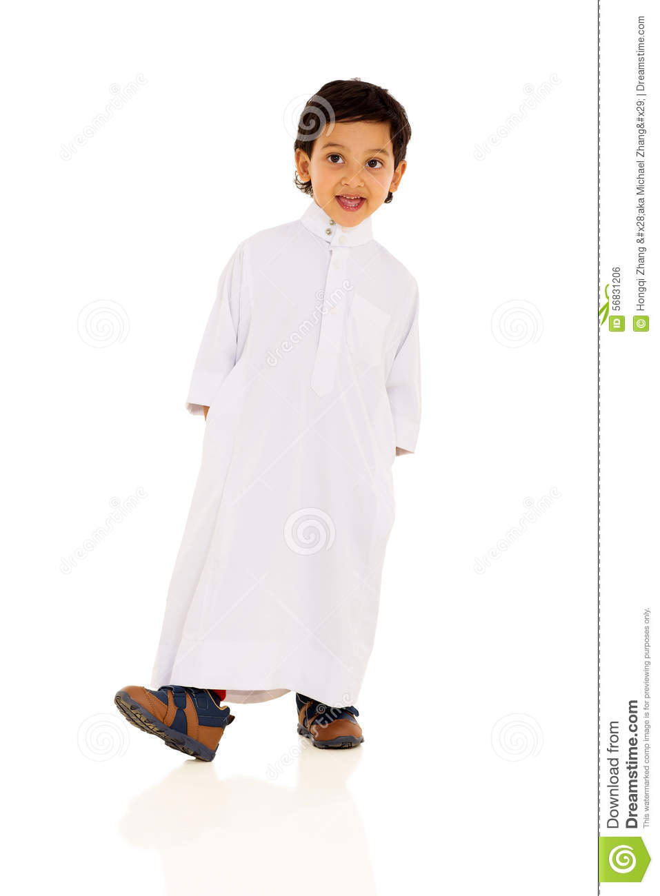 arabic boy traditional clothes stock photo   image 56831206