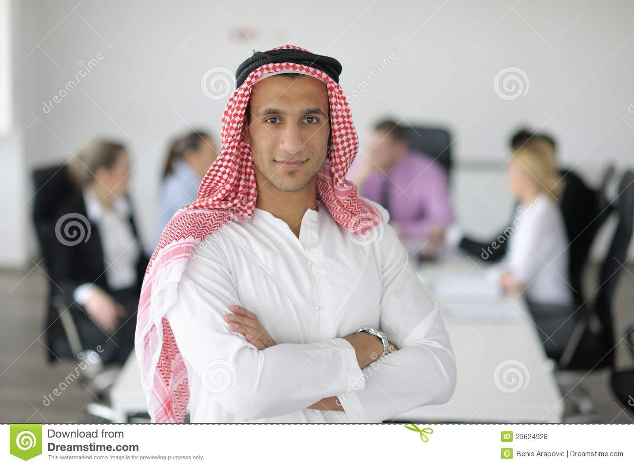 meeting arab men