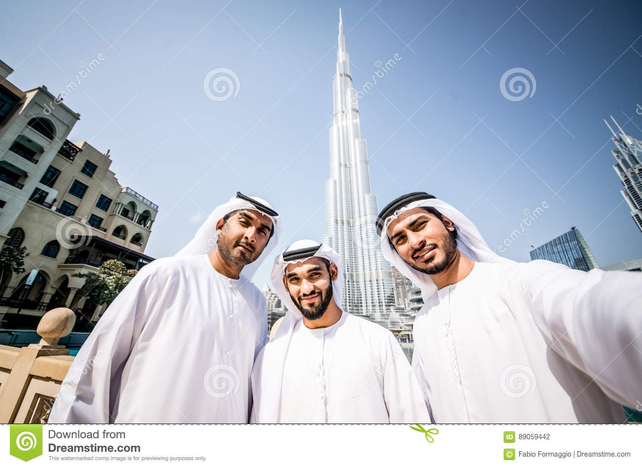 Arabic Business Men Spending Together Stock Photo - Image of