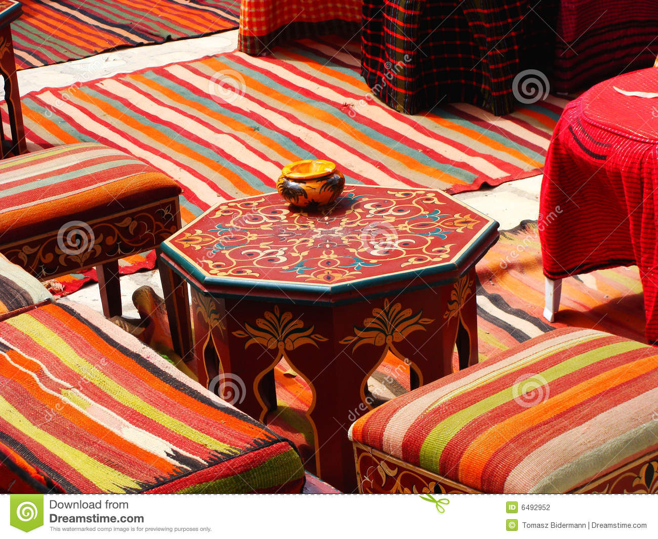 Arabic cafe stock photo image of istanbul hassock islam