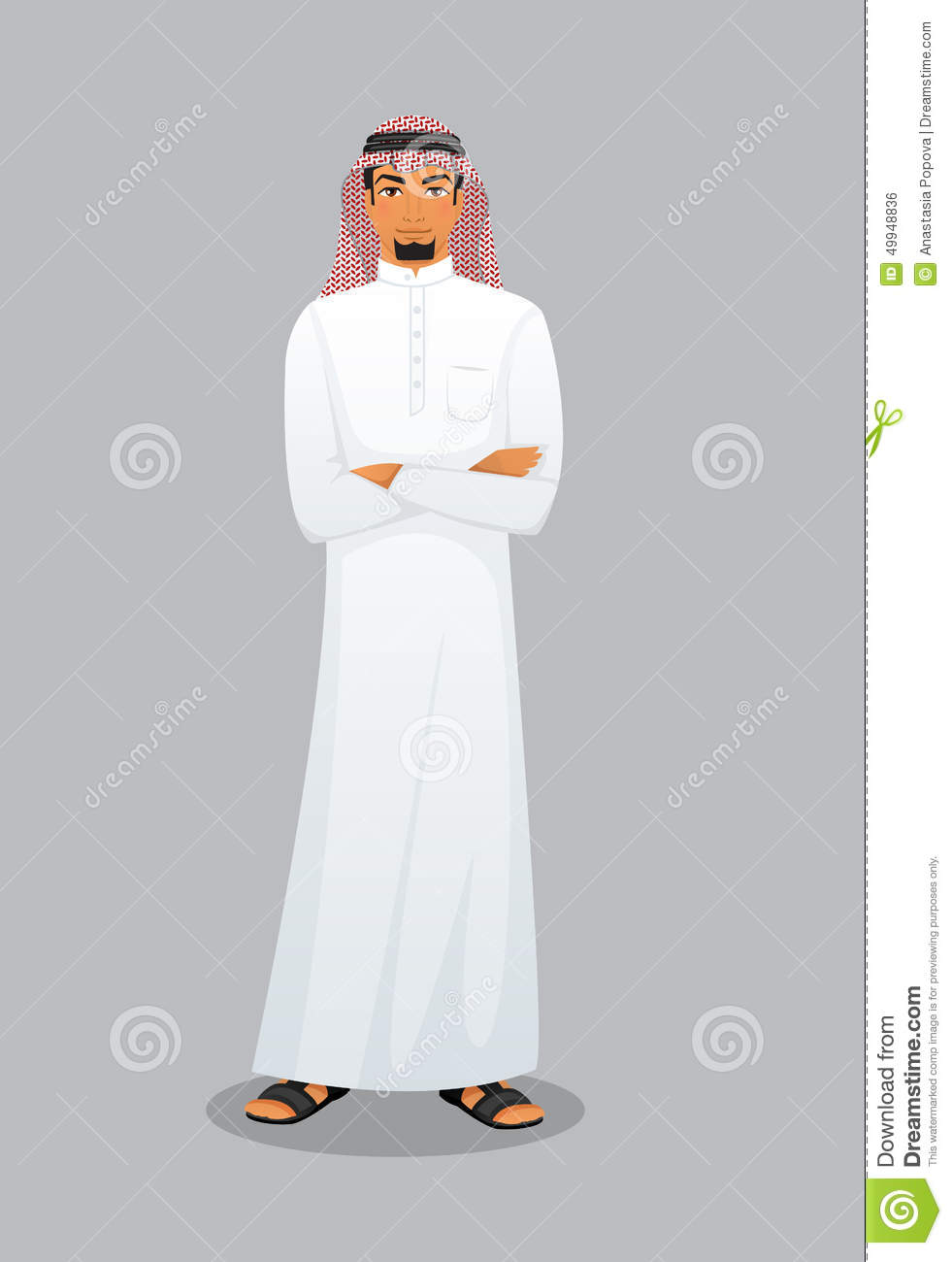 arabic man character image stock vector image 49948836 bedtime clipart png bedtime clipart png