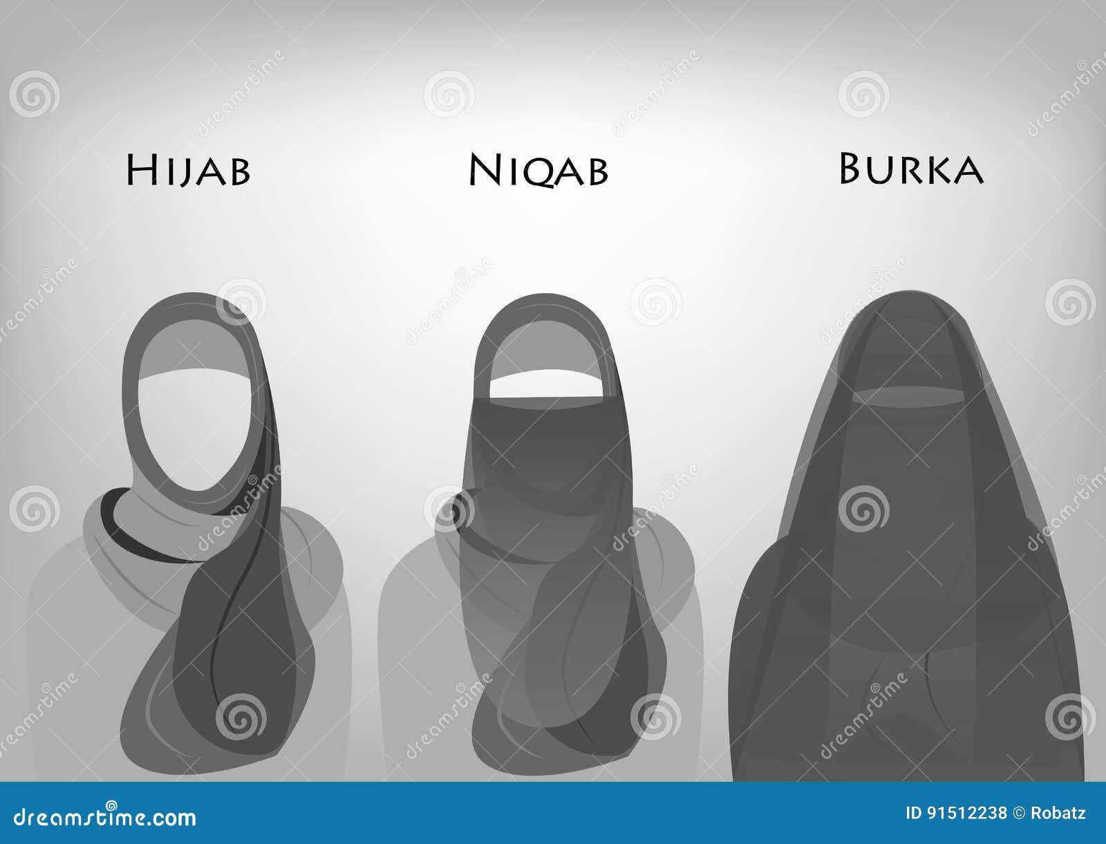 burka cartoons illustrations amp vector stock images 129